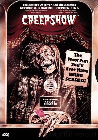 Creepshow est un film composé de sketches alliant humour noir et frissons. Combien de sketches composent ce film ?