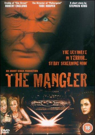 The Mangler est un film de Tobe Hooper, avec comme acteur principal Robert Englund. Pour quel personnage de film d'horreur connaissons-nous aussi Robert Englund ?