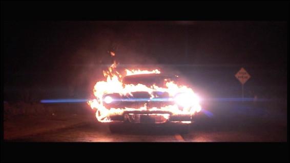 Quel est le nom de cette voiture ? Film réalisé par John Carpenter.