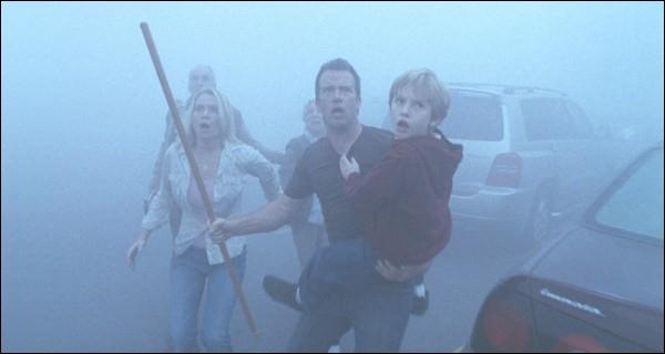 Encore Franck Drabont, qui a aussi réalisé :   The Mist  . Que veut dire   the mist  en français ?