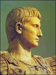 C'est en 31 avant J. - C. , qu'Octave battit Marc Antoine et Cléopâtre à ...