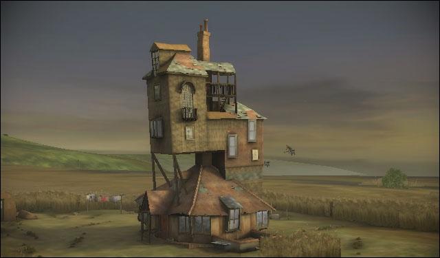 Dans les environs du Terrier, il y a la maison des...