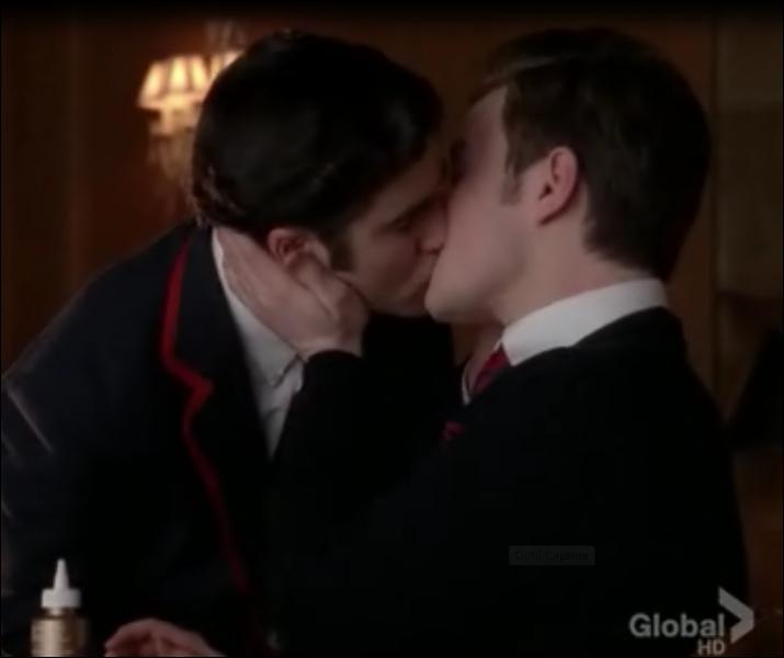 Quel évènement a mené à ce sublime baiser ?
