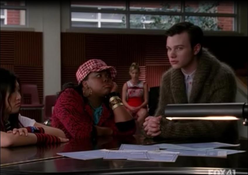 Pour Kurt, quelle est la pire chose qu'on puisse faire au lycée ( Bad Reputation ) ?