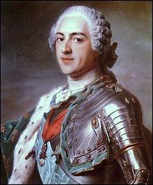 Qui était Louis XV par rapport à Louis XIV ?