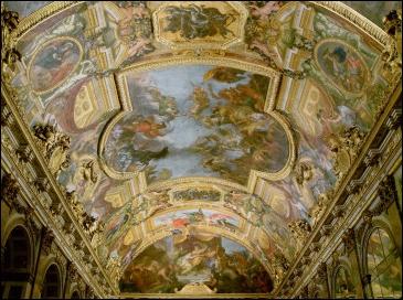 Quel fut le principal décorateur de ce château ?