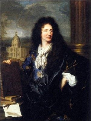 A quel architecte doit-on plusieurs parties du château de Versailles ?