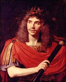 Quel homme de lettres est l'auteur d'illustres pièces de théâtre comme  L'avare ,  Le Bourgeois Gentilhomme  ou  Le Malade imaginaire  ?
