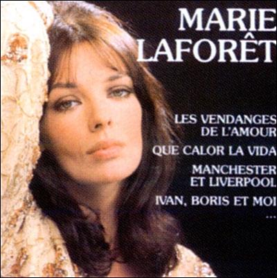 Pour Marie Laforêt, qui était la Belle au pays des trappeurs ?