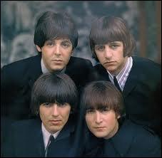 Les Beatles susurraient Ma Belle à ?