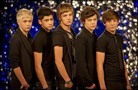 Dans quelle émission britannique One Direction s'est-il fait connaître ?
