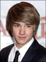 Quel âge avait Liam quand il a fait sa toute première audition dans l'émission ?