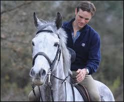 Quel est le nom du cheval et du cavalier ?