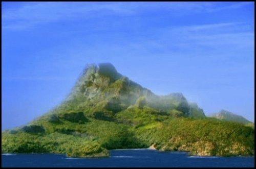 Comment s'appelle cette île ?