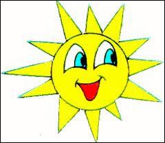 Quand le soleil est au Zénith, c'est l'heure à laquelle l'ombre est la plus courte :