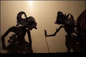 Quel pays est le berceau du  Théâtre d'ombres  ?