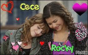 Qui sont les ennemis de Cece et Rocky ?