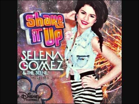 Qui chante   Shake It Up   dans le générique de cette série ?