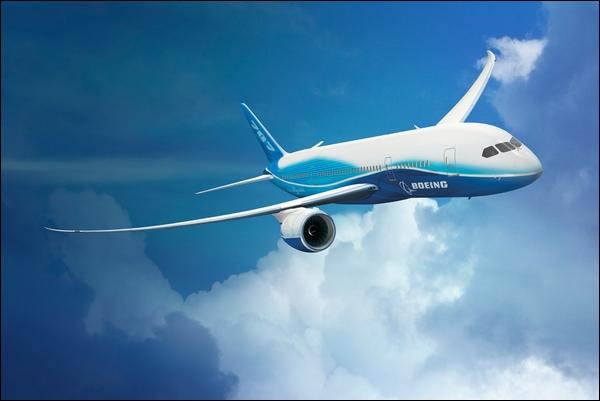 Son nom officiel est le Boeing 787.