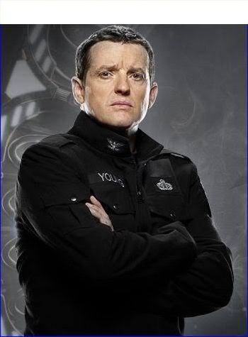 Les personnages des 3 Stargate
