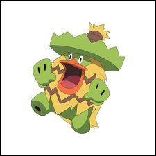 Quel est ce Pokémon qui danse ?