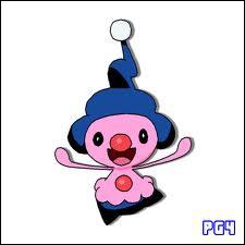 Quelle est l'évolution de ce Pokémon ?