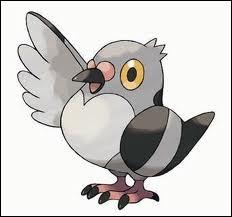 Quel est Pokémon de type Vol nous provenant de Pokémon version Noir et Blanc ?