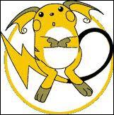 Quel est ce Pokémon évolution de Pikachu ?