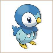 Quel est ce starter Pokémon, de Pokémon version Diamant et Perle ?