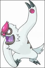 Quel est ce Pokémon de type Incolore ?