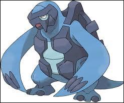 Quel est ce Pokémon nous provenant de Pokémon version Noir et Blanc ?