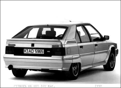 Remplaçante de la GSA, cette Citroën est lancée au Mondial de l'automobile de Paris en octobre 1982.