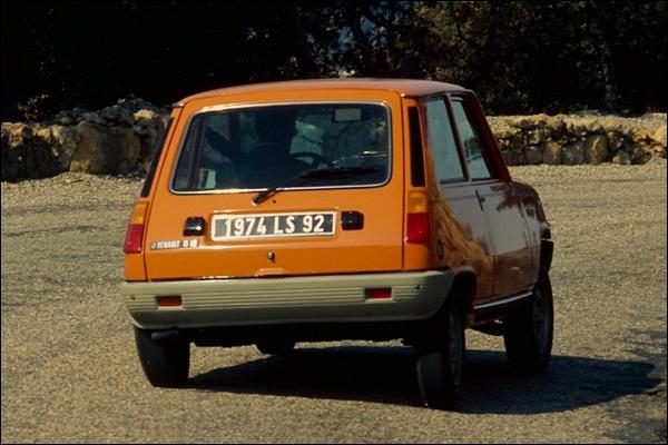 Grande concurrente de la Peugeot 205.
