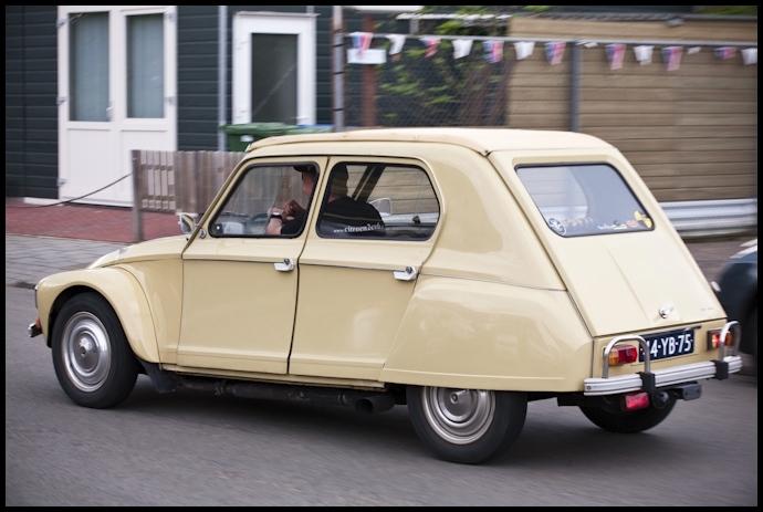 Fabriquée à 1, 4 million d'exemplaires entre 1967 et 1983.