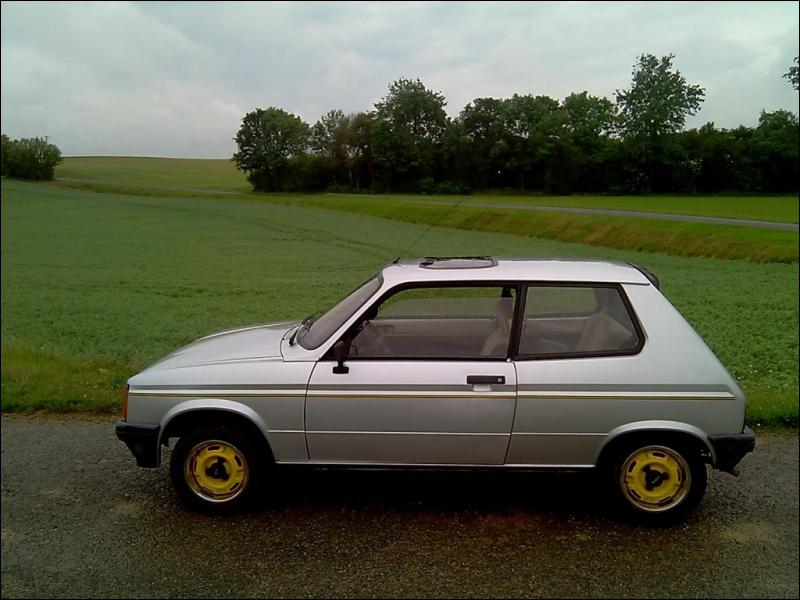 La production cette voiture a été arrêtée en 1986 lors de l'abandon de la marque Talbot : Le Lion (Peugeot) a définitivement mangé l'Hirondelle (Simca).