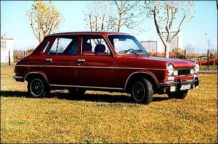 C'est la voiture la plus vendue en France en 1972. Elle a été fabriquée à plus de 2 millions d'exemplaires entre 1967 et 1981.