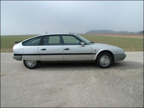Commercialisée en Europe entre 1974 et 1991, c'est la dernière automobile conçue entièrement par Citroën.