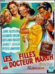 Les ... . filles du docteur March