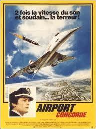 Airport ... . Concorde
