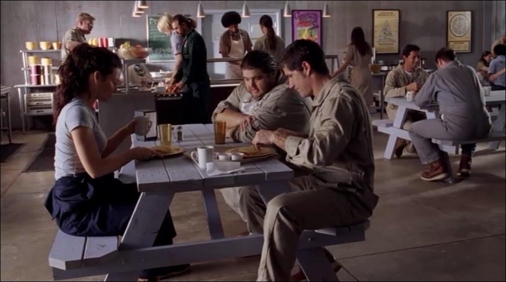 Le prisonnier  : Qui dit à Kate que Sawyer et Juliet sont ensemble ?