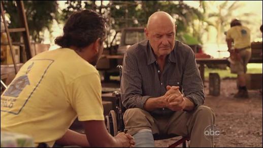 La vie et la mort de Jérémy Bentham  : Dans quel pays se trouve Sayid lorsque Locke va lui parler ?