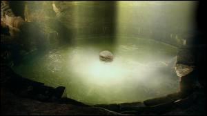 Fin  (partie1) : Qui avait raison sur ce qui arriverait lorsque Desmond rentrerait dans le coeur de l'île ?