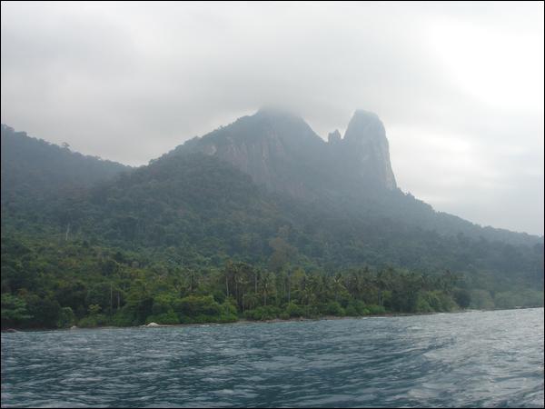 On efface tout ...   : Où se trouve l'île dans les flashs parallèles ?