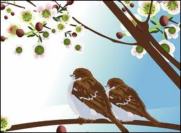 """Qui chantait """"fais comme l'oiseau, car jamais rien ne l'empêche l'oiseau d'aller plus haut"""" ?"""