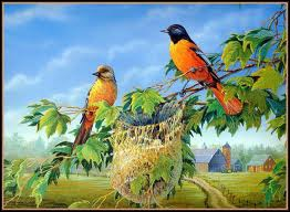 """Qui chantait """"Viens à la maison, tous les oiseaux t'attendent"""" ?"""