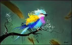 """Qui a écrit le poème """"la chanson de l'oiseleur"""" ?"""
