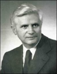 VATICAN : Joseph Aloïs Ratzinger