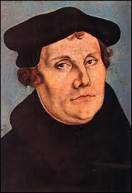 ALLEMAGNE : Martin Luther