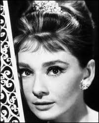 PAYS-BAS : Audrey Hepburn