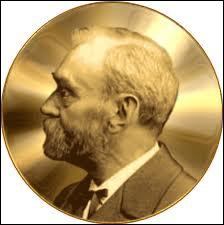 SUEDE : Alfred Nobel